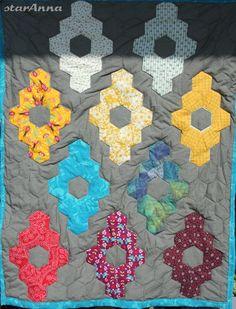 Patchwork dla Gabrysi/Patchwork for Gabriela http://annastaranna.blogspot.com/2015/03/patchwork-dla-gabrysi.html#more