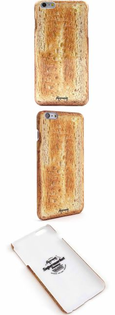 Toast Style PC Case Cover for Iphone 5/5s/6/6 Plus