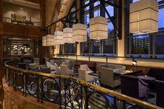 Ultimate Design of Bar Margot in Four Seasons Hotel Atlanta | Covet Edition