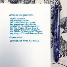 Esterbrook The Journaler Nib A Great Writer for Handwriting and Journaling 9 - Azizah Asgarali