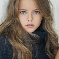 Kristina Pimenova: La niña modelo de 9 años más linda del mundo | Noticias Cool