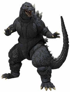 Godzilla : Godzilla (1995 Birth Version) MonsterArts Action Figure