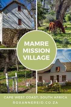 Mamre village lies about north of Cape Town. Grab a heritage map and experience the Mamre sights and sounds on the West Coast. All About Africa, Slow Travel, Sight & Sound, Beach Walk, Africa Travel, Virtual Tour, West Coast, South Africa, Places To Go
