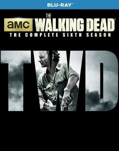 nice The Walking Dead - The Complete Sixth Season 6 Blu-ray 2016 5-Disc Set NEW   Check more at http://harmonisproduction.com/the-walking-dead-the-complete-sixth-season-6-blu-ray-2016-5-disc-set-new/