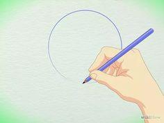 Imagem intitulada Draw Manga Faces in Basic Sketching Step 1