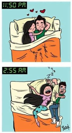 He tells me I do this but I don't believe him lol