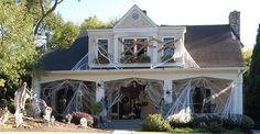 Halloween Decorating Ideas - Kind Of Spooky