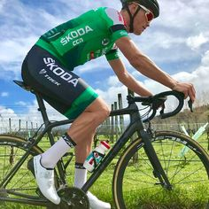 0543478400d New Team Skoda Racing cycling team kit - cycling jersey, bibs and casual  gear by
