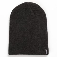 The Mismoedig, a slouch style beanie that, named only for the way it rests on your head, is a look that has become rooted permanently in skate style because it pairs up nicely with a T-shirt or flannel. Made of 100% acrylic knit, and features an Off The Wall skate logo clip label. One size fits all.