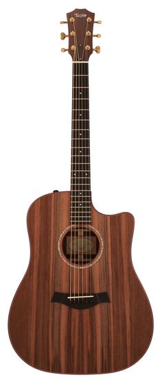 Taylor Custom BTO Dreadnought AA Rosewood Sinker Redwood Acoustic Guitar