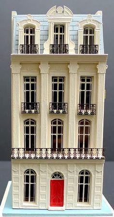 Kilmouski & Me: 1: 144 Scale French Townhouse