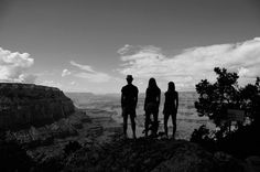 Please vote for my photo! #GrandCanyon #photography #nature #blackandwhite #photographer #silhouette