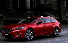"renew the car ""Mazda"" マツダ アテンザ・ワゴン公開! 国内発売は11月下旬! 予約... [CORISM]"
