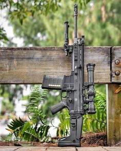 ia - Best home security Kel-Tec KSG 15 round shot gun. My boy just did a bunch of modifications for me with the lazar on