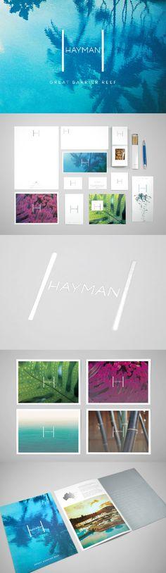 identity / Hayman Island by FutureBrand