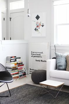 MICROTREND: Andy Warhol posters. All is pretty and other quotes