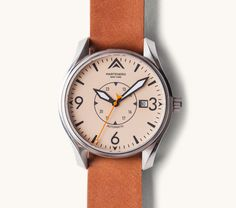 Tanner Goods gets their own exclusive watch from Martenero - Acquire