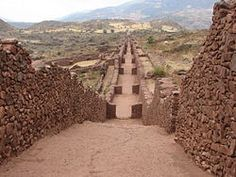 Piquillacta, distrito Lucre, provincia  Quispicanchi [Cusco]