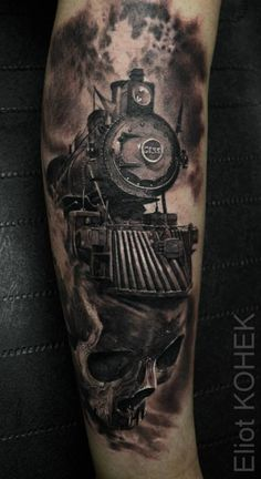 Tattoo done by Eliot Kohek Follow him on instagram : @eliotkohek Done with Hustle Butter Deluxe and Killer Ink Tattoo supplies