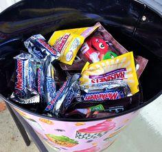 NYC Marathon, Halloween Candy & Some Recipe Links - The Cookie ChRUNIcles #marathon #NYCM #Halloween #candy #recipes