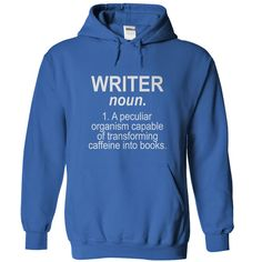For all those writers, we have the perfect shirt for you!