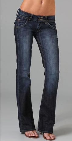 Hudson Signature Boot Cut Jeans $187.00