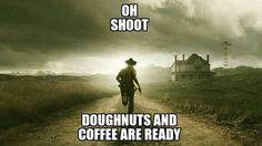 Walking dead memes Walking Dead Memes, Fear The Walking Dead, Zombie Apocolypse, Apocalypse, Bizarre Pictures, Funny Pictures, Twd Memes, Band Director, Makeup Humor
