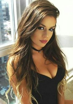 Girls that I think are hot - all tagged with the reasons why. Just a heads up there will be a lot of sexy eyes and hot cleavage. Beautiful Eyes, Gorgeous Women, Gorgeous Girl, Stunningly Beautiful, Beautiful Things, Hair And Beauty, Brunette Beauty, Long Hairstyles, Pretty Face