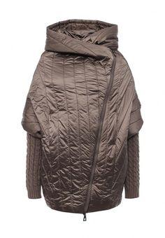 Утепленная куртка Conso Wear выполнена из гладкого текстиля. Детали: несъемный капюшон, застежка ...