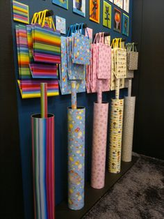 New gift bags & wrapping papers