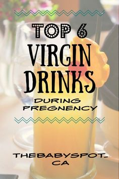 Congratulations on your pregnancy! Enjoy these 6 virgin drinks while pregnant. They are delicious, fun and guaranteed that you will enjoy! Easy Smoothie Recipes, Easy Smoothies, Yummy Recipes, Drink Recipes, Recipies, Yummy Food, Drink Menu, Bar Drinks, Beverages