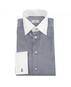 Eton Shirts Signature Twill Slim Fit Shirt In White | Shirts ...