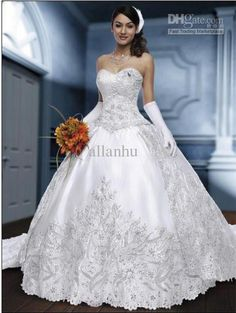 2014 Hor Sale Vestido De Noiva Sexy Sweetheart A-Line Wedding Dresses | Buy Wholesale On Line Direct from China