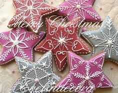beautiful christmas stars
