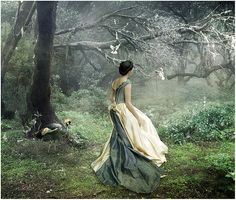Very enchanting. Love this picture.