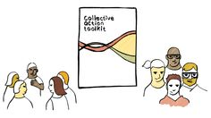 The Collective Action Toolkit is a step by step guide on how to facilitate group interactions to lead to collective action and impact. It's hugely helpful when putting together your first collective action project! Creative Thinking, Design Thinking, Consumer Culture, Frog Design, Family Support, Lets Celebrate, Problem Solving, Service Design, Innovation