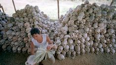 Landmark Verdict Finds Two of Khmer Rouge's Surviving Leaders Guilty of Genocide. - It is the first time that such a verdict has been meted out against high-ranking members of the brutal Cambodian regime Body Farm, Life Is Tough, My Beautiful Daughter, How Many People, Communism, Human Condition, Oppression, Christmas Wreaths, History