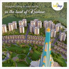 Now, you can live in your home in #Vrindavan whenever you visit, without going through the hassles of buying or maintaining one. A #KrishnaBhumiHolydays membership will make that happen. #LandOfKrishna
