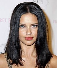 Adriana Lima Hairstyle