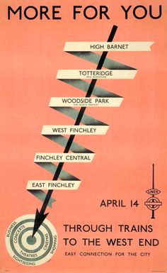 Poster by Beath, 1940 | London