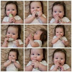 Got a teething baby? Learn the tell-tale-signs plus some ways to soothe your uncomfortable baby. Also, enter our GIVEAWAY for the sweetest ice cream cone teether from Sweetooth!