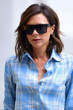 Can you think of a single hairstyle Victoria Beckham HASN'T had? No neither can we. Enjoy her hair journey...