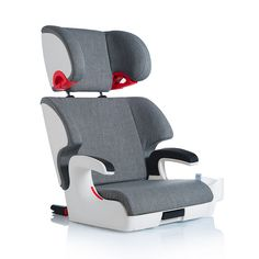 Cleks Oobr Cloud Booster Seat Features Rigid Latch Install Innovative Recline Mechanism And Safety Beyond