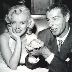 Marilyn Monroe may have dated some pretty powerful guys, but no man showed her more love than Joe Dimaggio, the famous baseball player. After a whirlwind romance, the couple tied the knot, but separated just nine months later. After Monroe's death in 1962, DiMaggio placed a 20 year standing order with a local flower shop to have long-stemmed roses placed on her grave three times a week, showing the world that nothing is more romantic than flowers. He never re-married and died in 1999.