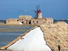 Salina a Mothia by salvatore.benanti, via Flickr ~ Sicily