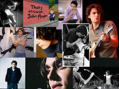 - John Mayer Collage Photo -