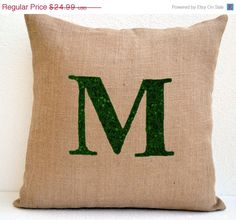 Personalized US Map Pillow Cover Long Distance Relation Pillow - Us map pillow personalized