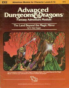 The Land Beyond the Magic Mirror