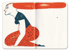 Sketchbook | Mar Hernández, Malota