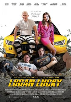 Regarder film Logan Lucky en streaming HD Vf et Vostfr gratuit complet. Films Hd, Hd Movies, Movies Online, Movies And Tv Shows, Movie Tv, 2018 Movies, Comedy Movies, David Denman, Streaming Hd
